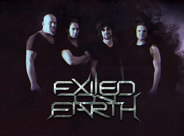 Exiled On Earth Band 01