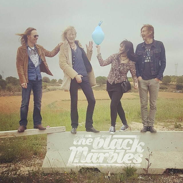 the black marbles band 2018