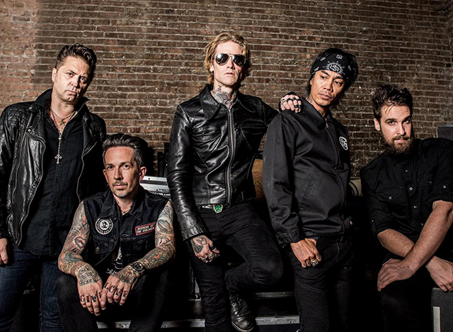 buckcherry band 2018