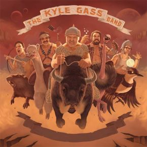 the kyle gass band CD