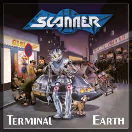 scanner terminal earth