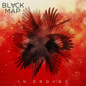 Black Map In Droves