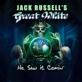 JackRussells Great White CD