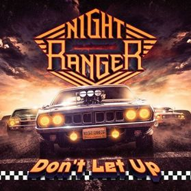 Night Ranger Dont Let Up