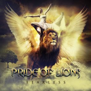 pride of lions fearless