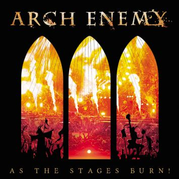 AE As The Stages Burn