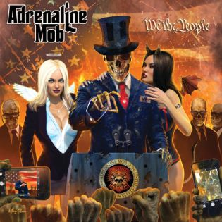 Adrenaline Mob We the peopl