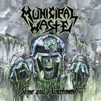 Municipal Waste Slime And P