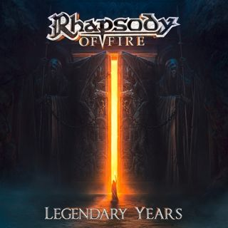 rhapsody of fire legendary years
