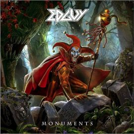 Edguy Monuments Cover