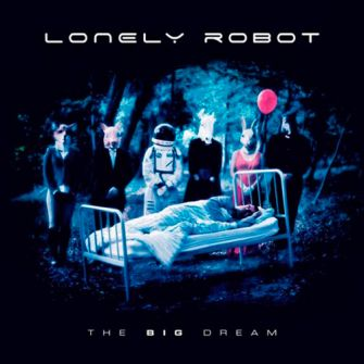 lonely robot big dream