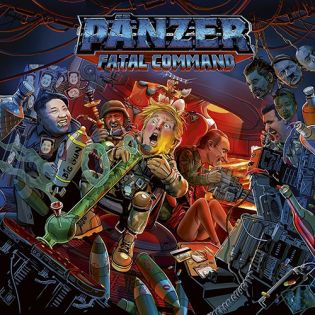 panzer fatal command cover