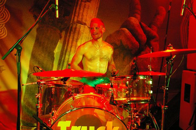 truckfighters drums